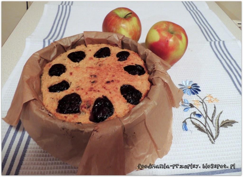 http://foodmania-przepisy.blogspot.com/2013/12/ciasto-z-kaszy-jaglanej-z-jabkami-i.html