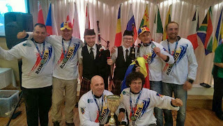 campionatul mondial de spinning