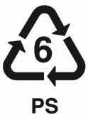 Kode 6 : Plastik Bahan PS