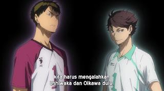 Haikyuu!! Season 2 Episode 1 Subtitle Indonesia