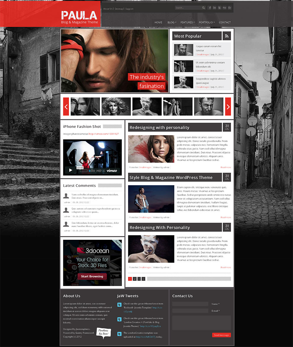 Paula-Blog-and-Magazine-Premium-Wordpress-Template