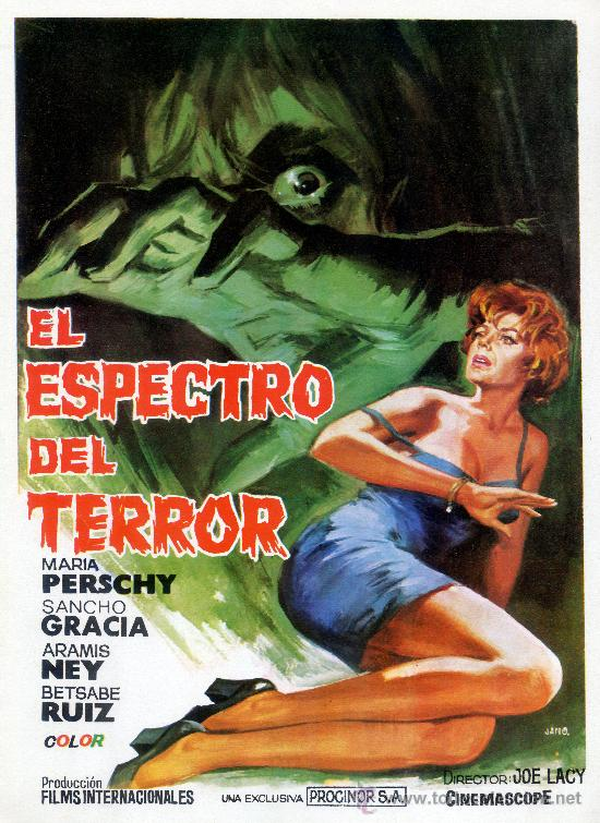 The specter of terror (1973) El espectro del terror
