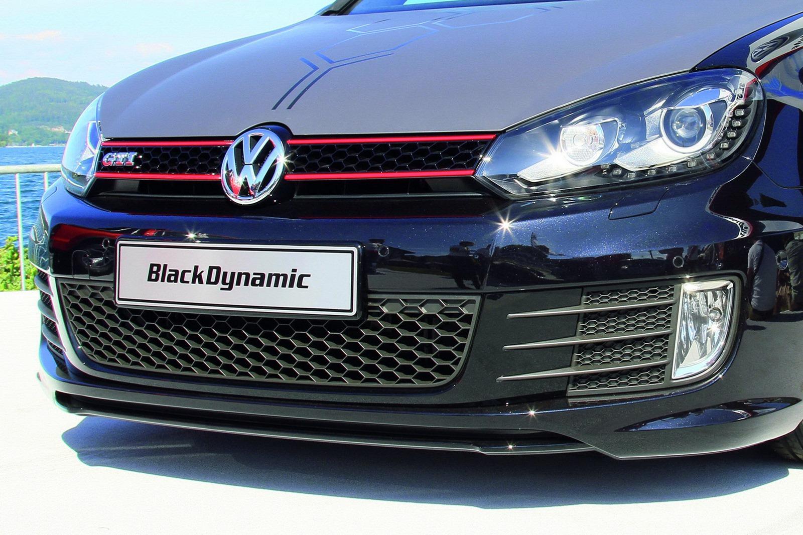 2012 volkswagen golf gti black. Black Bedroom Furniture Sets. Home Design Ideas