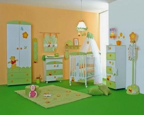 Les plus beaux chambre bébé winnie l'ourson