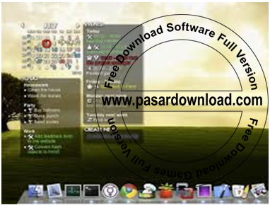 Free Download Software Rainlendar Pro 2.12 Build 136 Final Full Keygen
