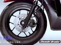 Inilah Motor Skutik Honda yang Baru