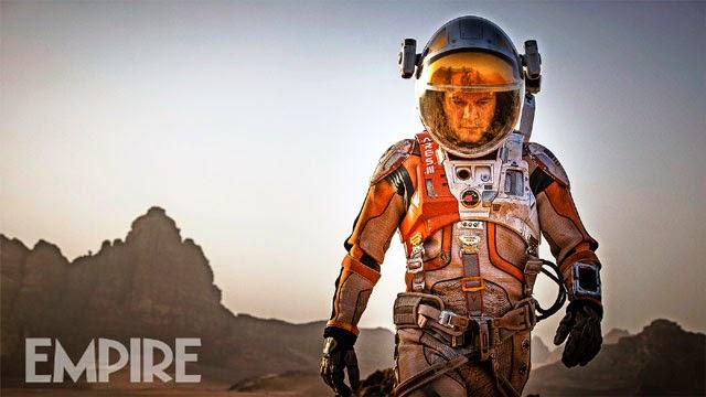 マット・デイモン The Martian