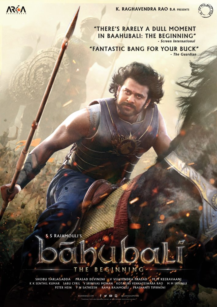 La leyenda del Baahubali: El inicio
