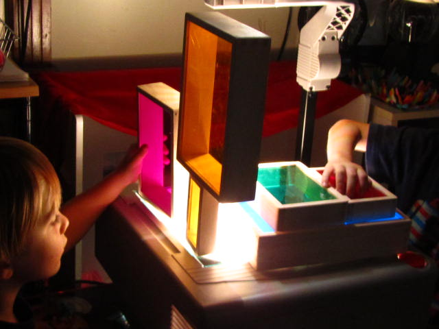 Light mirrors and projection epic childhood for Mirror projector review