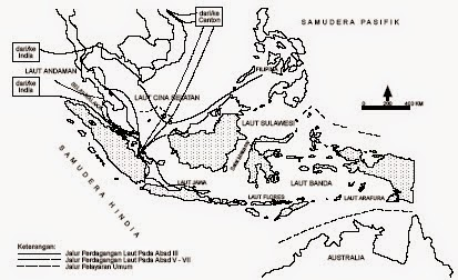 Proses masuknya agama hindu dan budha ke Indonesia ~ Elcorgia