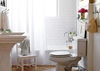 Clemilson arq design saiba como reformar o banheiro - Como decorar un bano antiguo sin obra ...