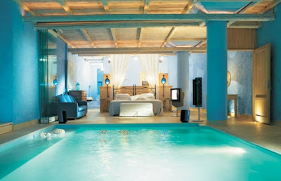diseño interior en las habitaciones