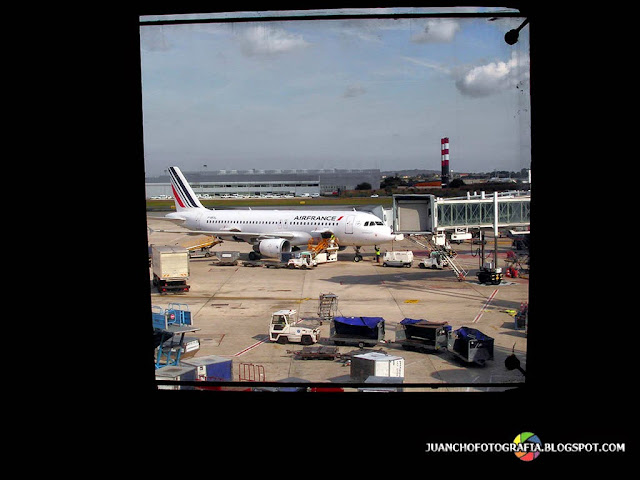 Avion AirFrance