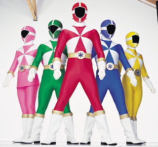 Power Rangers Lightspeed Rescue ...