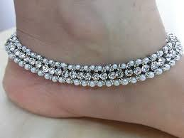 Fernanda Montenegro, handmade beaded anklets in Germany, best Body Piercing Jewelry