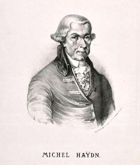Johann Michael Haydn (1737-1806)