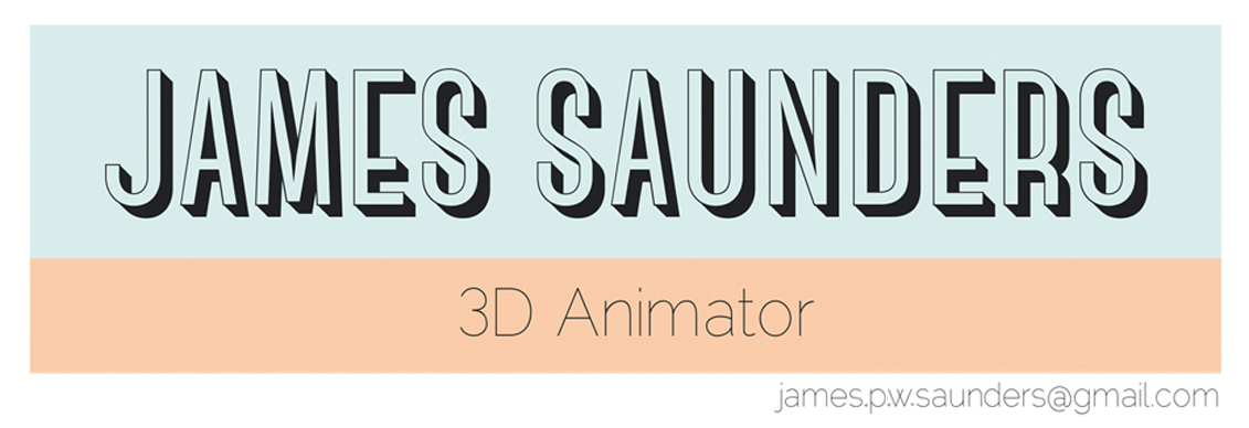 James P.W. Saunders Animation