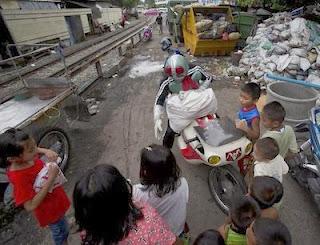 Kamen Rider Ichigo Setelah Pensiun