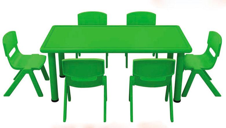 Bàn ghế mầm non nhựa nhập khẩu