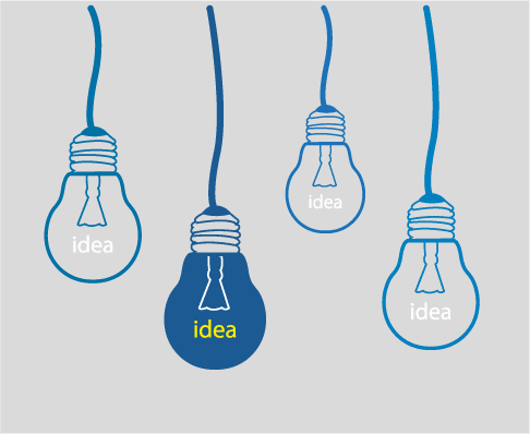 idea - vectorial