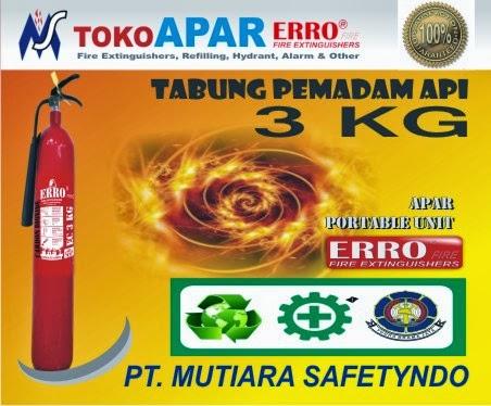 Alat Pemadam Kebakaran C02 3Kg