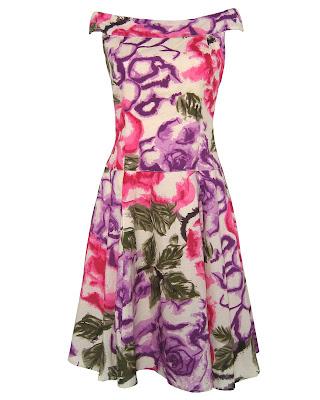 Nomads vintage floral dress