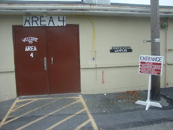 Area #4 at Root&#39;s, where my small pizza stand is located