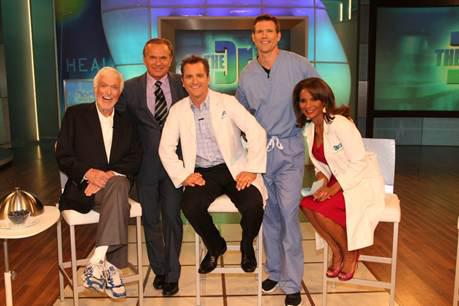 doctor dyke Dick show van