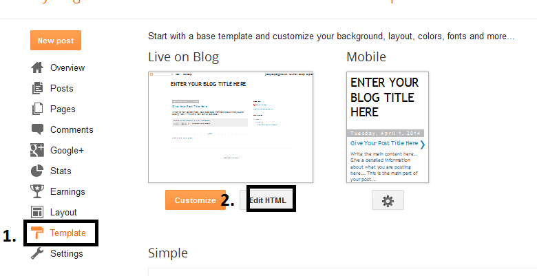 Disable Copying Text On Your Blogger,