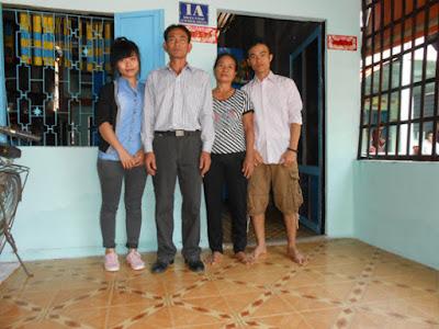 Nguyễn Văn Sang và gia đình
