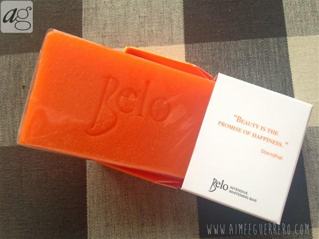 BELO Intensive Whitening Bar Packaging Quotes