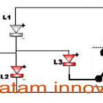 Free Energy Bicycle Generator with Flashing Light Circuit