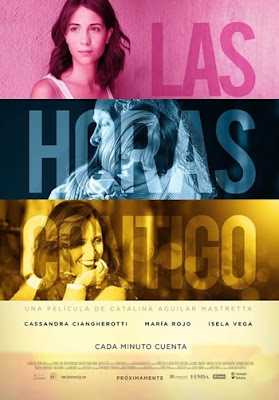 Las Horas Contigo (2015) DVDRip Latino
