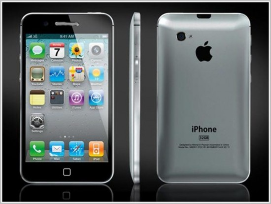 iPhone 5 – Pre Release 2011