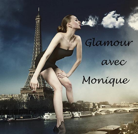 Glamour avec Monique