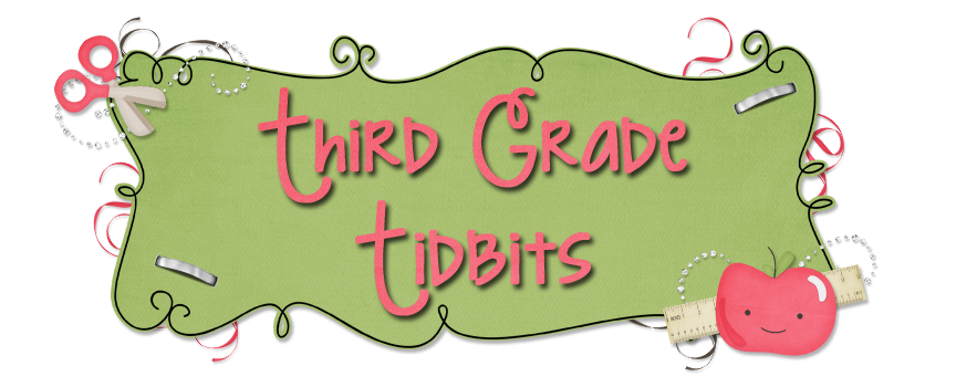 Third Grade Tidbits
