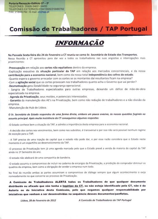 Informação 28FEV2012