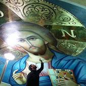 Ιερά Μονή Παναγίας Χρυσοπηγής.