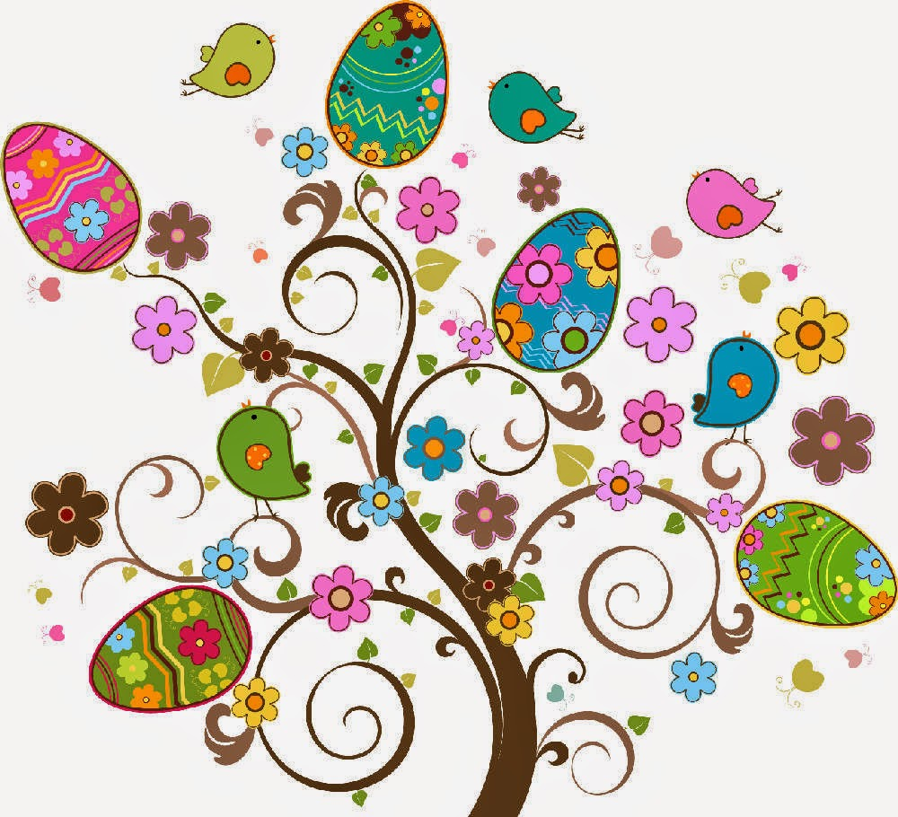 ¡¡¡¡¡Felices Pascuas!!!!!