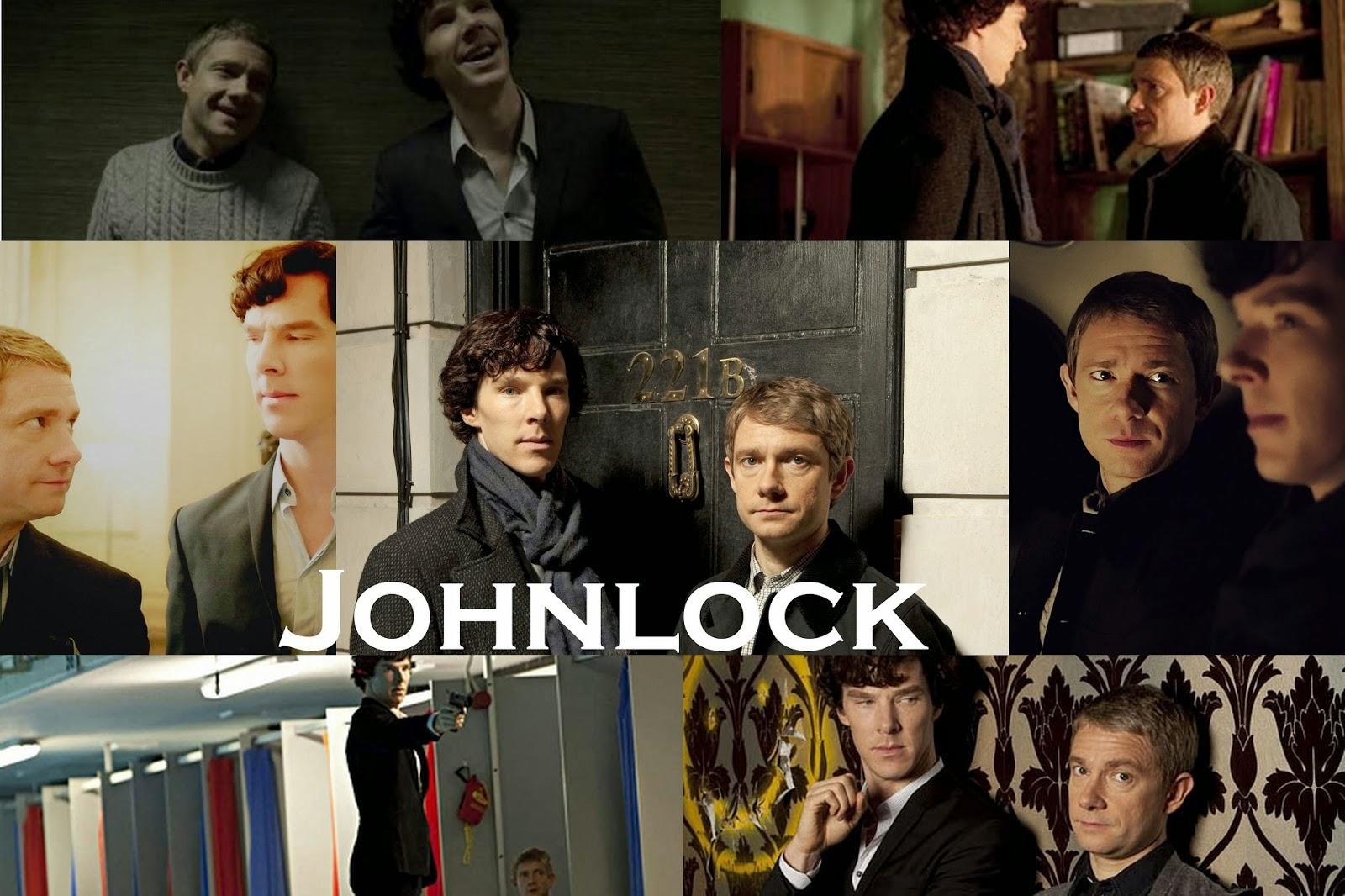 Johnlock (John és Sherlock)