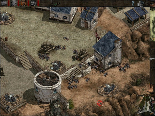 Commandos Free Download PC Game