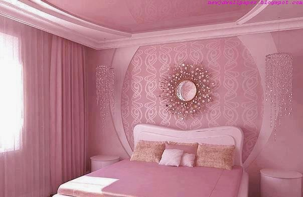 Pink Fantasy Wallpapers « NEW 3D WALLPAPER ~ Quarto Rosa Gloss