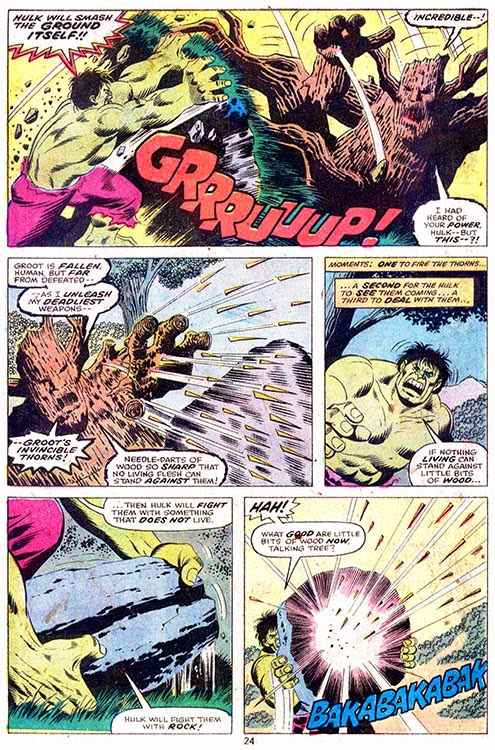 Atomic kommie comics reading room incredible hulk annual it is the never reprinted story from incredible hulk annual 5 1976 written by len wein and illustrated by sal buscema and jack abel was a tribute to the 1950s fandeluxe Image collections