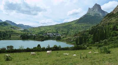 Pirineos: Sallent de Gàllego