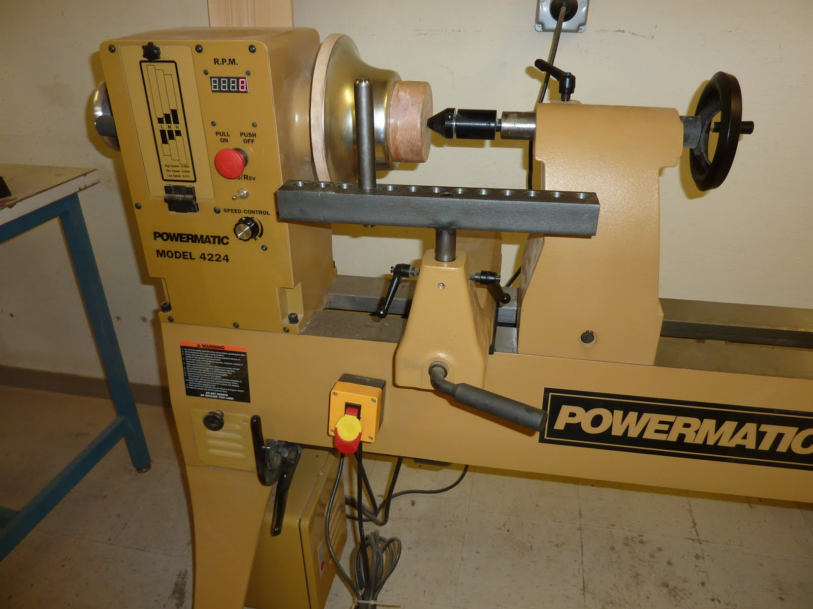 You Can Spin Metal On Almost Any Woodturning Lathe