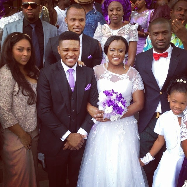 Welcome to angel ojukwus blog mary okoye psquares sister weds mary okoye psquares sister weds his actor hubby photos altavistaventures Choice Image