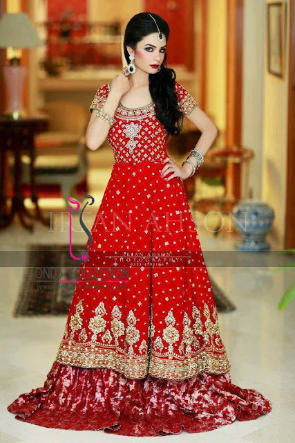 Indian Wedding Dresses 2016