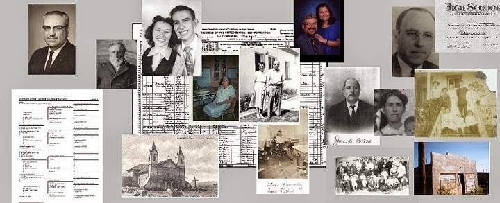 The Baca / Douglas Genealogy and Family History Blog