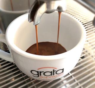 Grata Espresso coffee on line