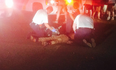 Shooting Outside J. Cole & Big Sean Concert in New Jersey Leaves 2 Wounded